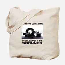 Scanner Tote Bag