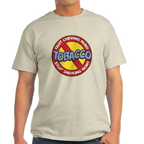 No Tobacco Light T-Shirt
