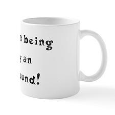 Happiness is-Afghan Hound Mug