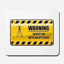 Warning Surveyor Mousepad