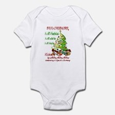 This Is A Christmas Tree Infant Bodysuit