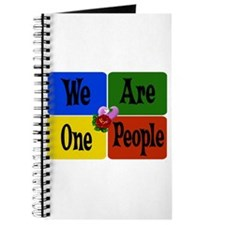One World, One People Journal