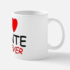 I Love Donte Forever - Mug