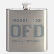 Proud To Be OFD Flask