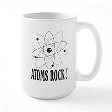 Atoms (black) Mug