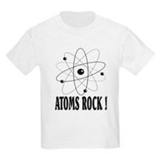 Atoms (black) T-Shirt