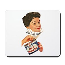 Can Of Whoop Ass Mousepad
