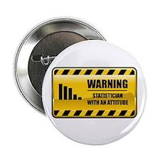 "Warning Statistician 2.25"" Button"