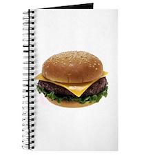 Cheeseburger Love Journal