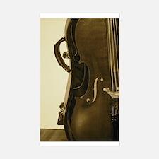 Cello Rectangle Decal