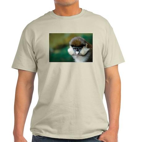 LESSER SPOT NOSED MONKEY Light T-Shirt