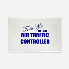 Trust Me I'm an Air Traffic C Rectangle Magnet