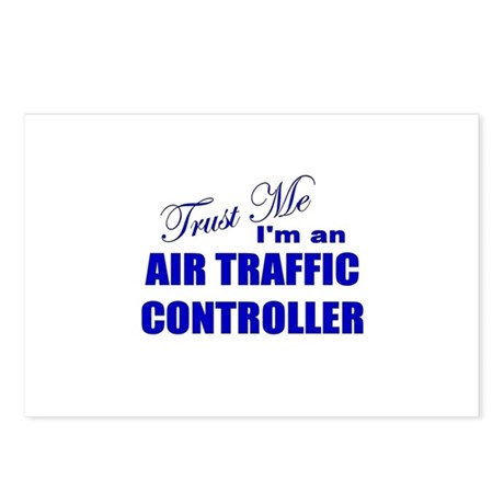 Trust Me I'm an Air Traffic C Postcards (Package o