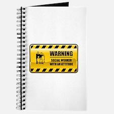 Warning Social Worker Journal