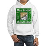 Caroling Angles Hooded Sweatshirt