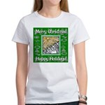 Caroling Angles Women's T-Shirt