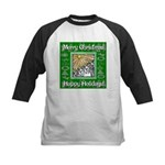 Caroling Angles Kids Baseball Jersey
