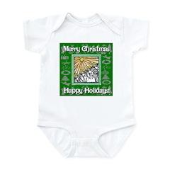 Caroling Angles Infant Bodysuit