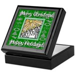 Caroling Angles Keepsake Box