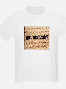 Got Matzah? Kids T-Shirt