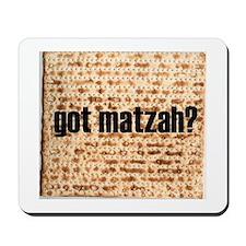 Got Matzah? Mousepad