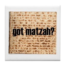 Got Matzah? Tile Coaster