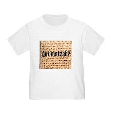 Got Matzah? T