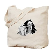 Funny Software Pirate Tote Bag
