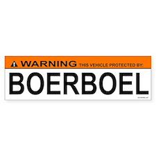 BOERBOEL Bumper Bumper Sticker