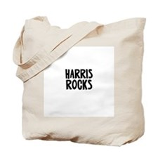 Harris Rocks Tote Bag
