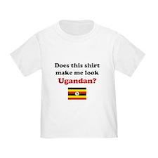 Make Me Look Ugandan T