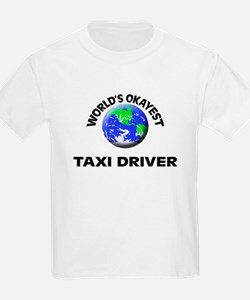World's Okayest Taxi Driver T-Shirt