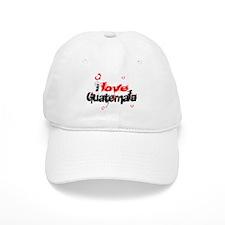 I love Guatemala Baseball Cap