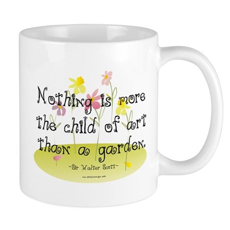Gardening as Art Mug