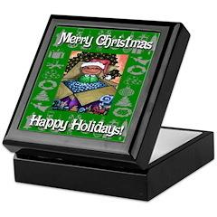 Christmas Surprise Keepsake Box