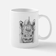 White Rhino Mugs