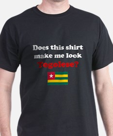 Make Me Look Togolese T-Shirt