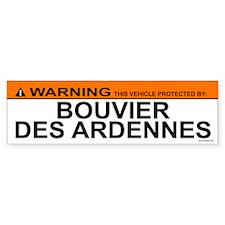 BOUVIER DES ARDENNES Bumper Bumper Sticker