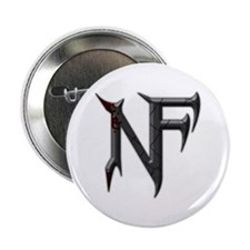 """NorCal Fighter 2.25"""" Button"""