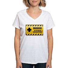 Warning Ski Patroller Shirt