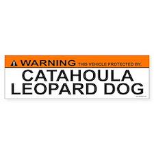 CATAHOULA LEOPARD DOG Bumper Bumper Sticker