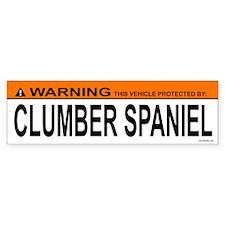 CLUMBER SPANIEL Bumper Bumper Sticker