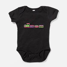 Cute Feminine Baby Bodysuit