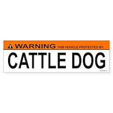 CATTLE DOG Bumper Bumper Sticker