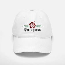 Portuguesa - Hibiscus Baseball Baseball Cap