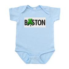 Boston (Shamrock O) - Infant Creeper