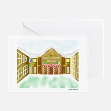 Candy College Greeting Card