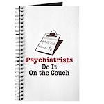Funny Doctor Psychiatrist Journal