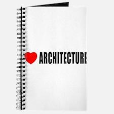 I Love Architecture Journal