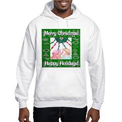 Christmas Kiss Hoodie